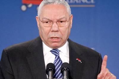 Colin Powell: Here are the '13 Rules' Powell says he lived his life by