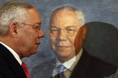 Politicians, military members remember Colin Powell
