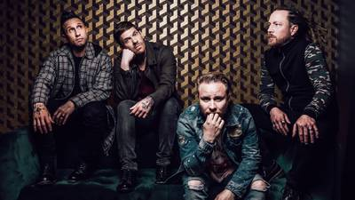 Shinedown bassist Eric Bass tests positive for COVID-19
